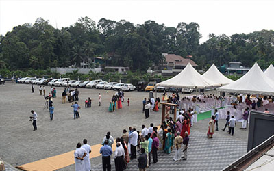 large convention centre in kottayam