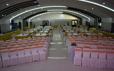 best ac hall for christian functions pala