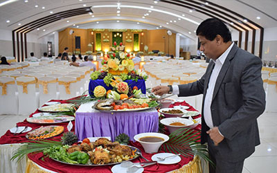 best caterers for christian functions