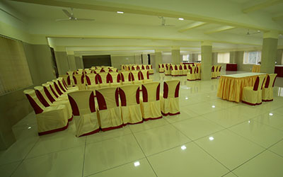 best ac event halls in kottayam