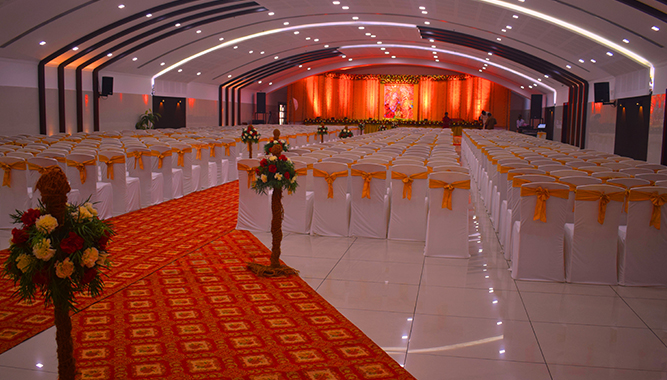 top banquet halls in kottayam